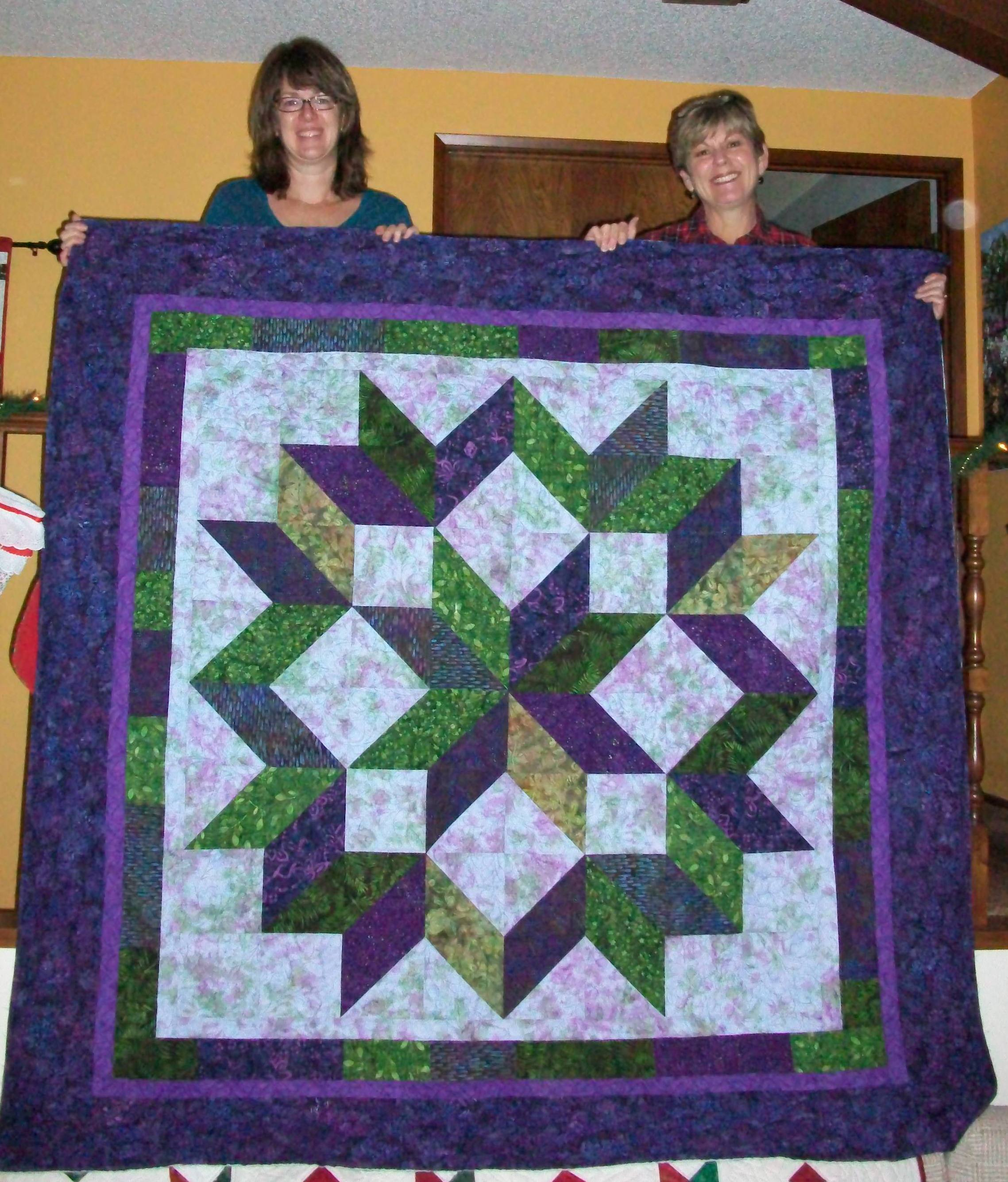 Quilts Finished 2010 The Word Chick
